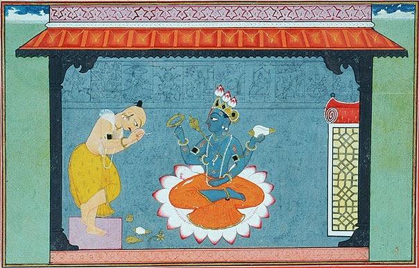 spirituele kalenderJanuari 30 Jayadeva Goswami is the author of the Gita govinda (overleden)