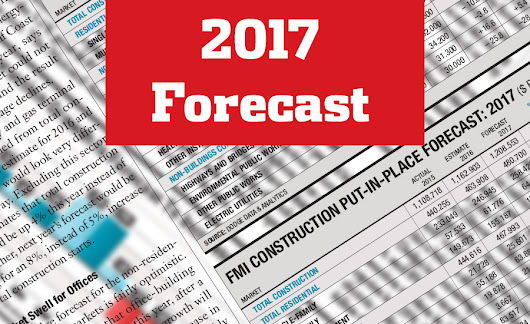 2017 Forecast: A Weak Recovery Will Gain Strength