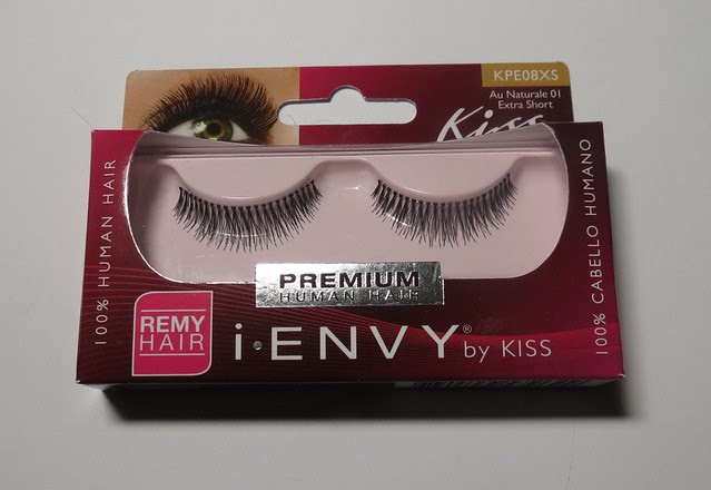 Kiss iEnvy Lashes in KPE08