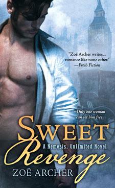 Sweet Revenge (Nemesis Unlimited, #1)