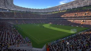 Mod For PTE Stadium PES 2017