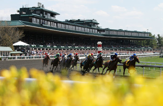 Keeneland Concludes First Fall Meet on New Dirt Course - Horse Racing Nation