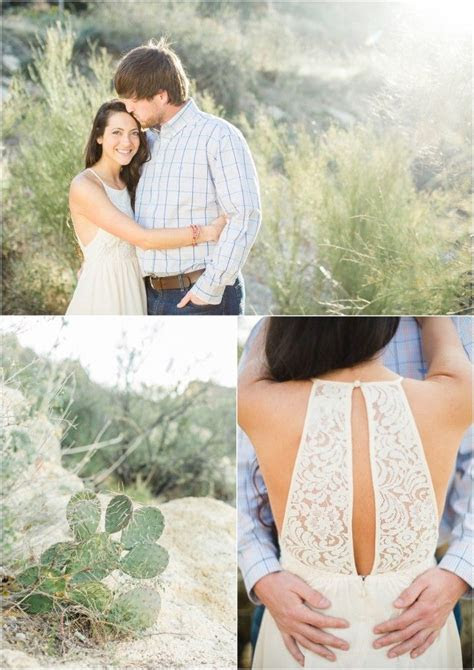 Cute white dress with a pretty lace back!   Engagement