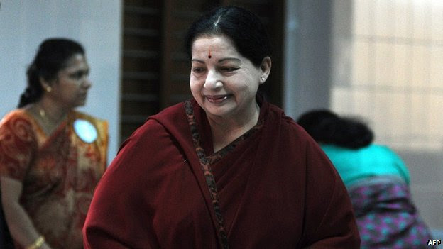 Jayalalitha (file picture)