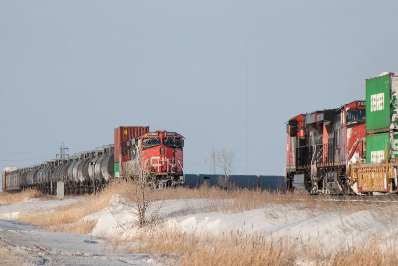 CN 2291 and CN 2537