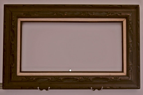 Frame, originally