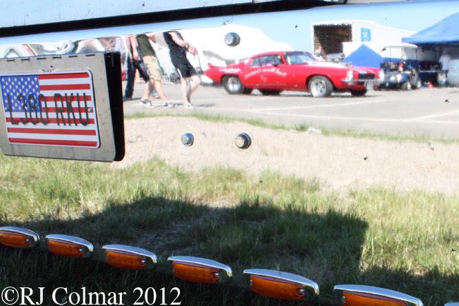 Camaro, Shakespeare County Raceway