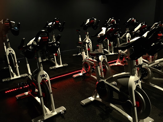 Indoor Cycling - The Down Low at H2L Studio