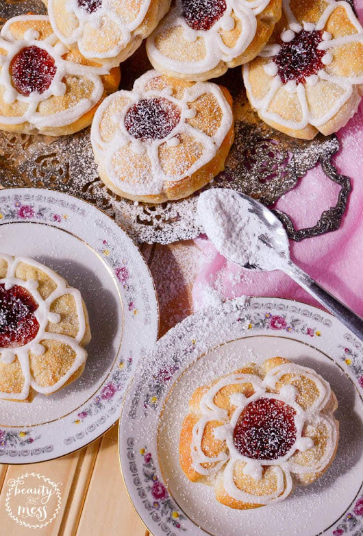 Reconnect with Tea Parties and Jammie Blossom Tea Biscuits