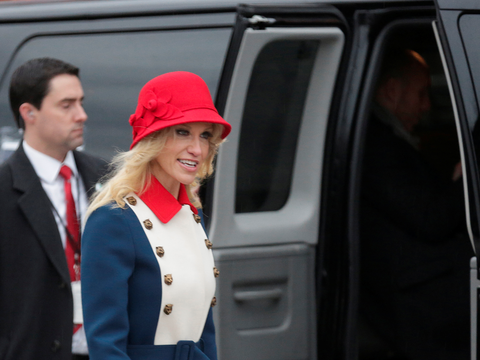 http://static5.businessinsider.com/image/5885173cee14b618038b943d-480/kellyanne-conway-inauguration-dress.jpg