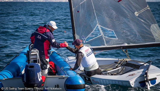 Luther Carpenter: For the love of sailing >> Scuttlebutt Sailing News