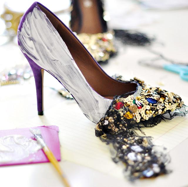 Dolce ve Gabbana Pompalar-Ayakkabı-DIY-13 Embellished