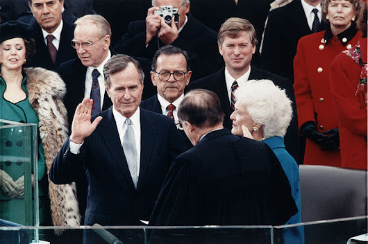 "Remembering George H.W. Bush: ""A Steady, Diplomatic Hand"""