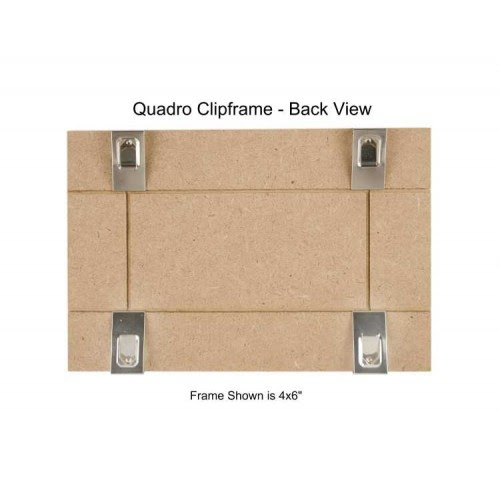 4x6 Clip Frames Box Of 200 Glass Box Of 240 Plastic