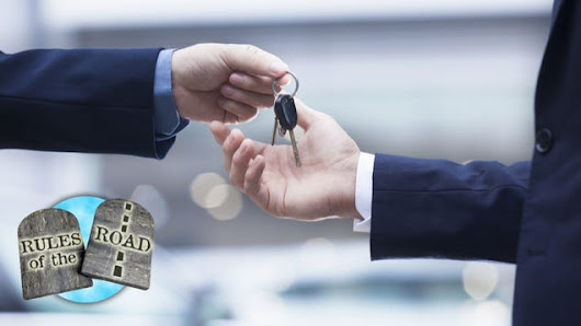 Why You Should Think Twice Before Lending Your Car To Someone