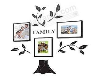 Family Tree Set Wall Collage By Burnes Of Boston Picture Frames