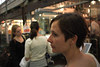 Anna at the Chelsea Market