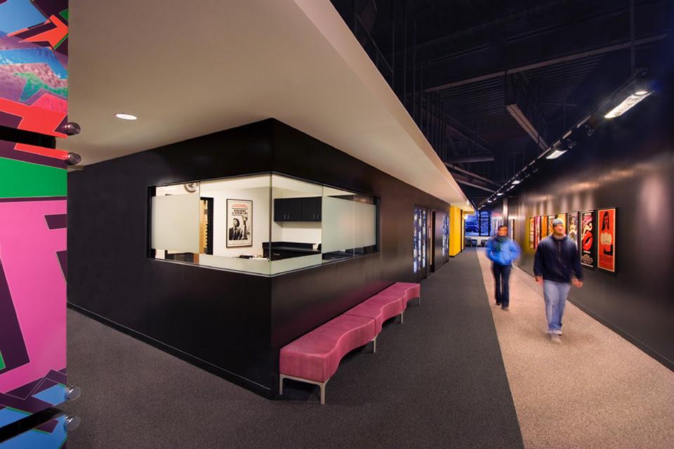 Keene State College Media Arts Center Engelberth Construction
