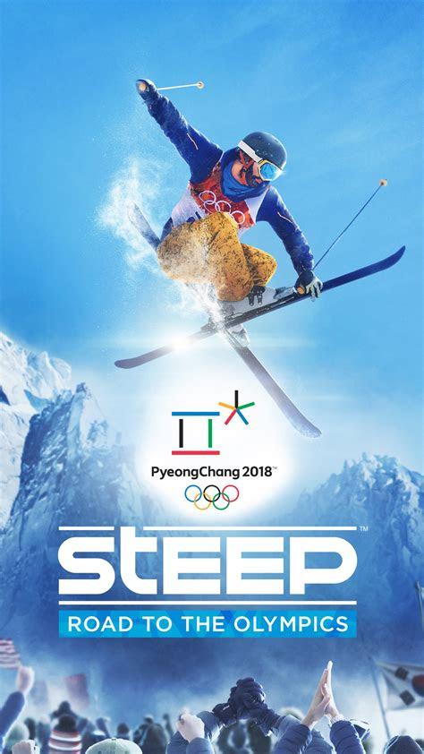 wallpaper steep road   olympics    games