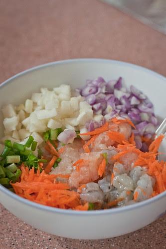 Chicken Filled Dumplings - 4