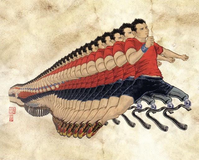 Heinrich Popow by Yuko Shimizu (2008)