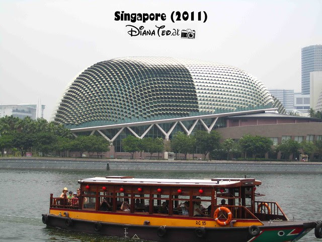 Day 4 Singapore - Merlion Park 02