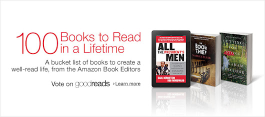 Amazon.com: 100 Books To Read In A Lifetime: Books