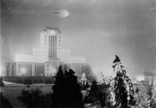 cityhall O estranho #ovni capturado em 1937 sobre a prefeitura de Vancouver