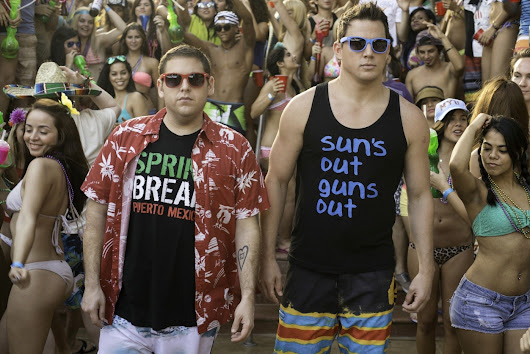 Review: 22 JUMP STREET Exceeds All Comedy Expectations