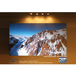 "Elite Screen AR120WH2 Aeon Series 120""(16:9) CineWhite Projector Screen"
