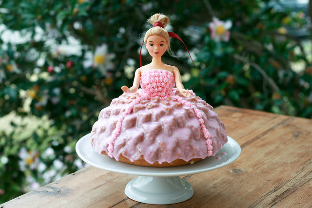 Doll Bundt Cake - I Like Big Bundts 2011