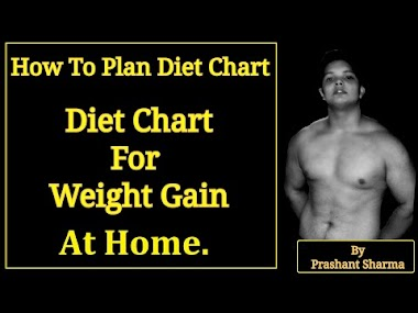 How to gain weight.