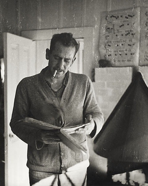"theduplicitytimes:  6 WRITING TIPS FROM JOHN STEINBECK Abandon the idea that you are ever going to finish. Lose track of the 400 pages and write just one page for each day, it helps. Then when it gets finished, you are always surprised. Write freely and as rapidly as possible and throw the whole thing on paper. Never correct or rewrite until the whole thing is down. Rewrite in process is usually found to be an excuse for not going on. It also interferes with flow and rhythm which can only come from a kind of unconscious association with the material. Forget your generalized audience. In the first place, the nameless, faceless audience will scare you to death and in the second place, unlike the theater, it doesn't exist. In writing, your audience is one single reader. I have found that sometimes it helps to pick out one person—a real person you know, or an imagined person and write to that one. If a scene or a section gets the better of you and you still think you want it—bypass it and go on. When you have finished the whole you can come back to it and then you may find that the reason it gave trouble is because it didn't belong there. Beware of a scene that becomes too dear to you, dearer than the rest. It will usually be found that it is out of drawing. If you are using dialogue—say it aloud as you write it. Only then will it have the sound of speech. ""If there is a magic in story writing, and I am convinced there is, no one has ever been able to reduce it to a recipe that can be passed from one person to another. The formula seems to lie solely in the aching urge of the writer to convey something he feels important to the reader. If the writer has that urge, he may sometimes, but by no means always, find the way to do it. You must perceive the excellence that makes a good story good or the errors that makes a bad story. For a bad story is only an ineffective story."""