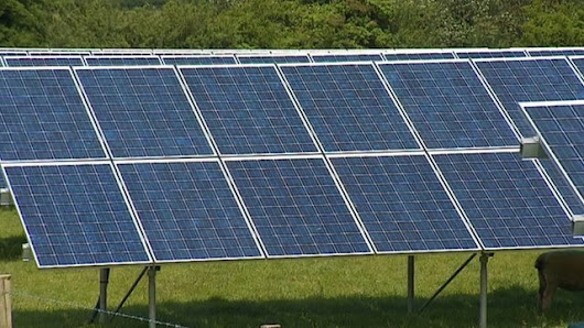 Solar powered capacity increases