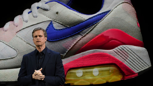 Nike CEO apologizes to employees for toxic corporate culture - MarketWatch