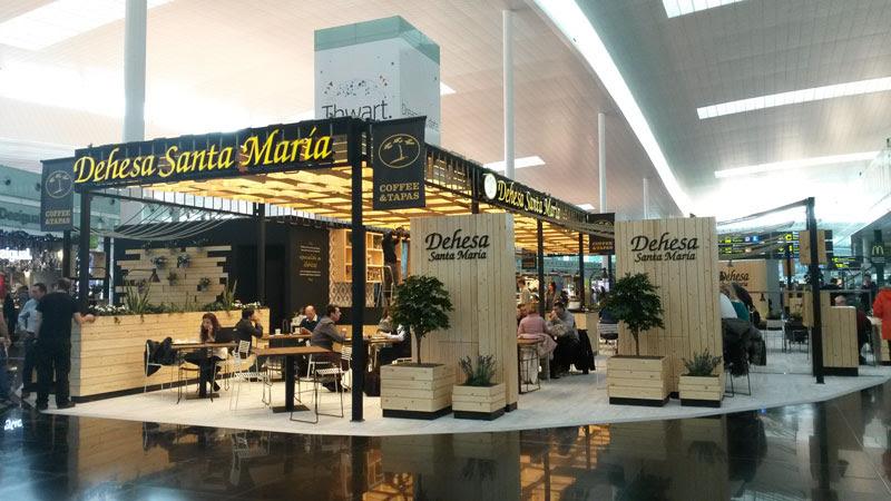 Aena renueva la oferta de restauración del Aeropuerto de Barcelona-El Prat