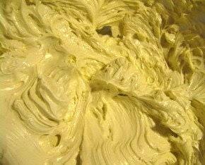 Creamy Rich Organic Body Butter... Gardens of EDEN... Golden African Kpangnan Butter... Raw and Fair Trade