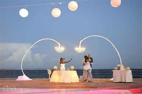 Hard Rock Riviera Maya Beach Wedding Photographers   Beach