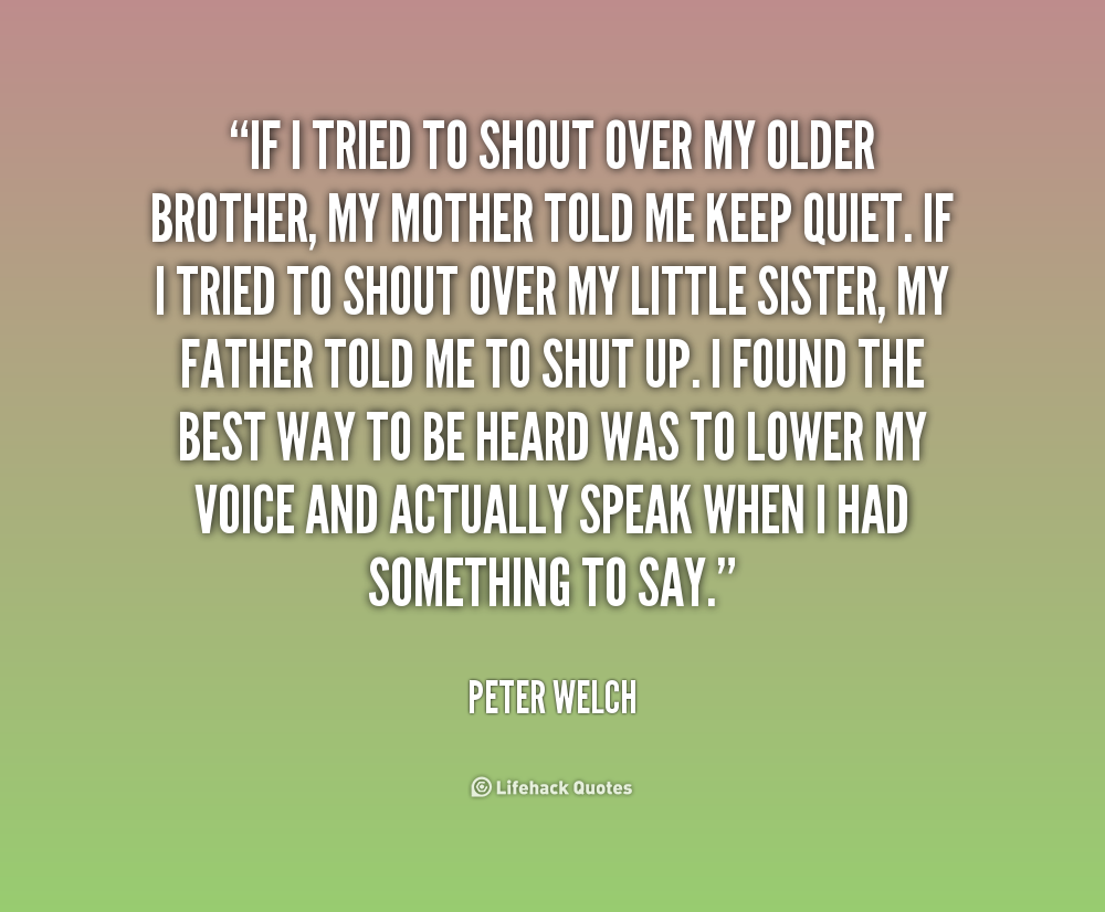 Older Brother Quotes Wwwtopsimagescom