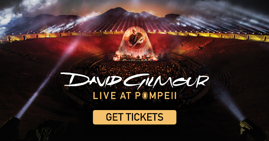 David Gilmour Live at Pompeii | Trafalgar Releasing