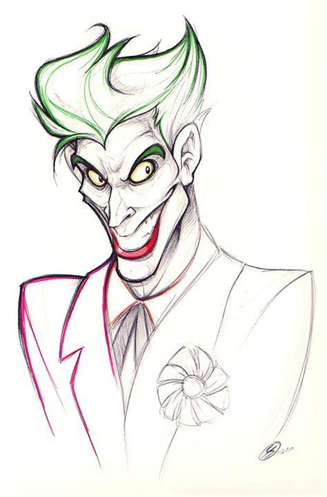 joker smile  zillabean  deviantart