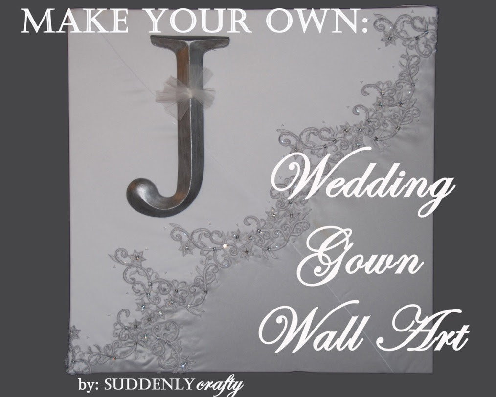 13 Ways to repurpose your wedding dress