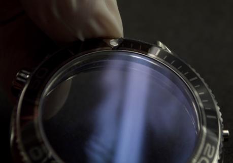 AR Coating on Crystal