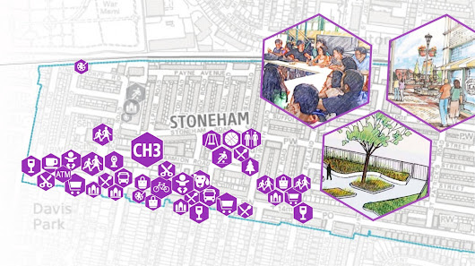Stoneham Community Hub CH3 - Hove Station Neighbourhood Forum