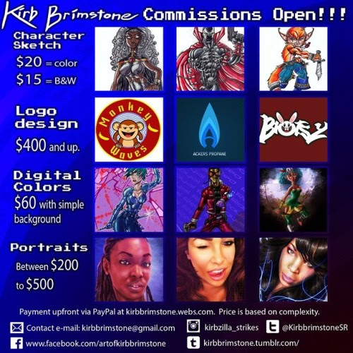 Commissions Open.