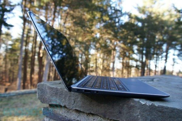 Dell XPS 13 review side profile