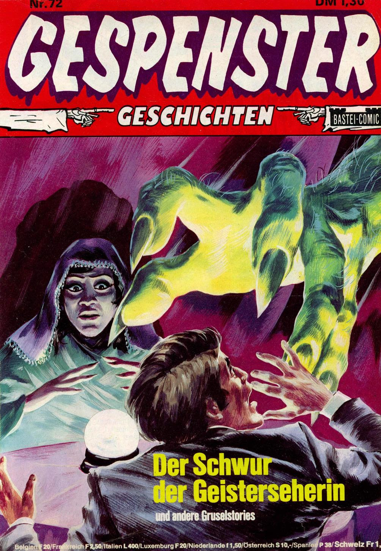 Gespenster Geschichten - 72