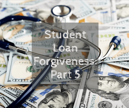 Student Loan Forgiveness (Part 5 of Series) | Wrenne Financial Planning | Lexington, KY
