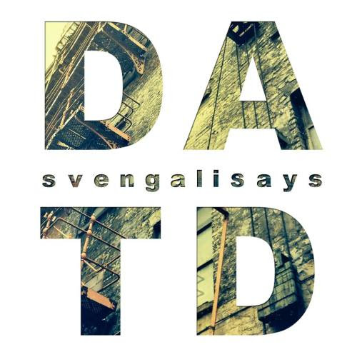 'Svengali Says' will be released by Sweet Sweet Records on Friday 20th December.