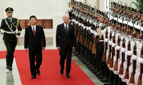 Joe Biden, Tập Cận Bình, ADIZ, vùng phòng không, Hoa Đông, tranh chấp biển đảo